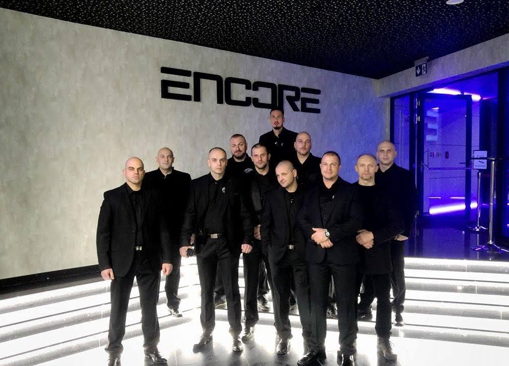 SBS na Dsikotéke v Prešove ENCORE